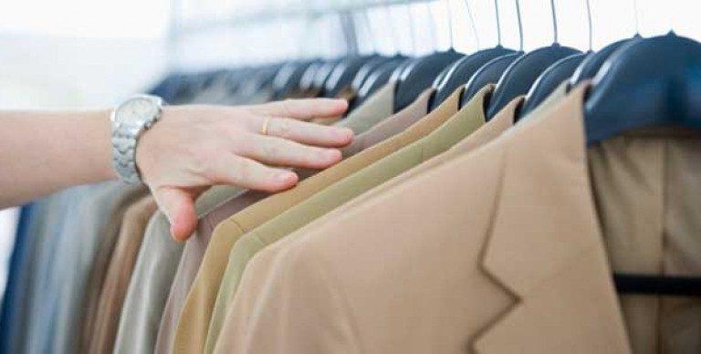 Как стирать пиджак в домашних условиях