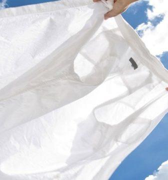 Как отбелить полинявшие белые вещи в домашних условиях