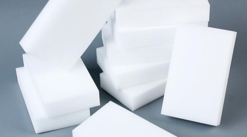 Польза и вред меламиновой губки