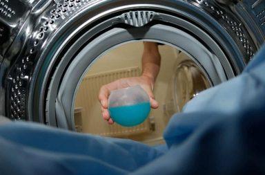 Средство для стирки пуховиков в стиральной машине