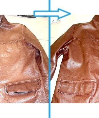 Чем покрасить кожаную куртку — разные способы