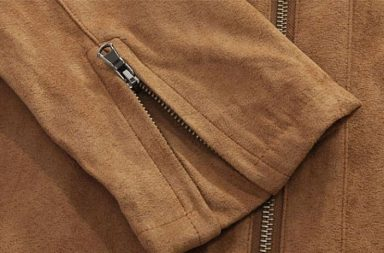 Чистка замшевой куртки в домашних условиях