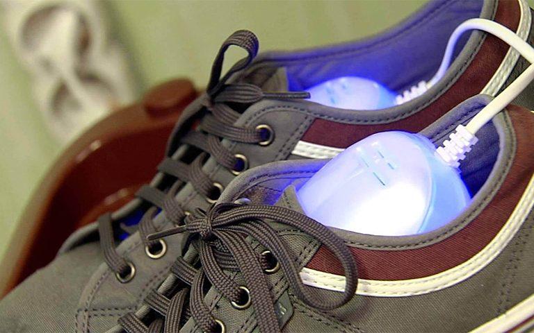 Как быстро высушить кроссовки или кеды