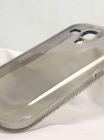 Как можно почистить силиконовый чехол для телефона