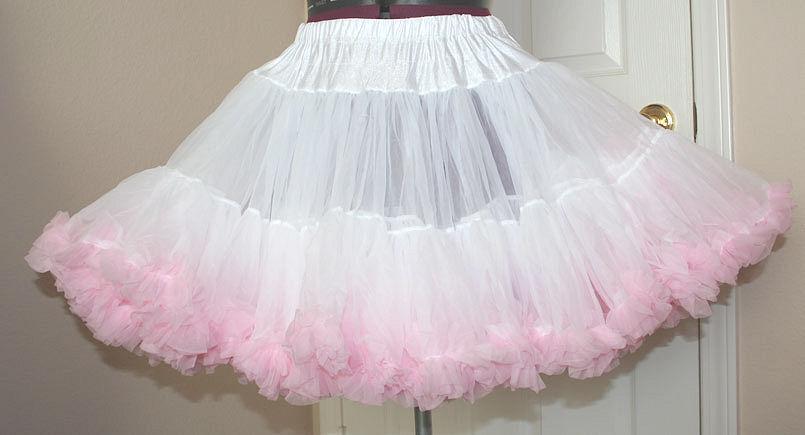Как накрахмалить подъюбник детского платья или свадебного