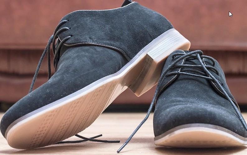 Как растянуть обувь из замши в домашних условиях
