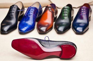 Уход за лакированной обувью в домашних условиях